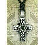 Celtic Cross Pewter Pendant PPK1019