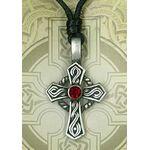 Celtic Cross Pewter Pendant PPK1020