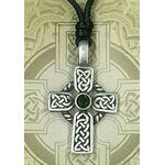 Celtic Cross Pewter Pendant PPK1021