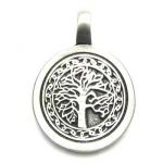 Tree of Life Celtic Pewter Pendant P-29