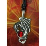 Dragon Pewter Pendant PPK1026