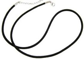 Necklace Pendant Cord Velvet NC12