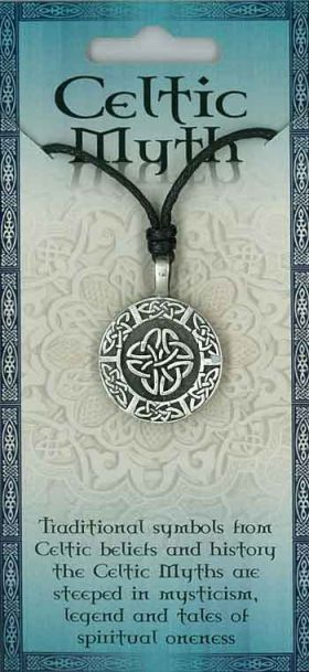 Pewter Pendant Celtic PPK1037
